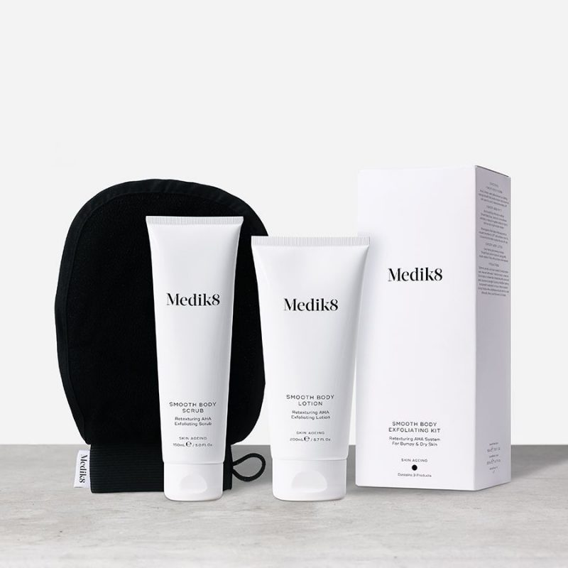 Medik8 body exfoliating kit